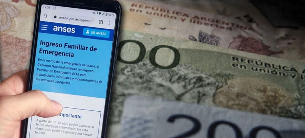 Cuándo y cómo cobrar el IFE en el Banco Macro? | InfoAguilares